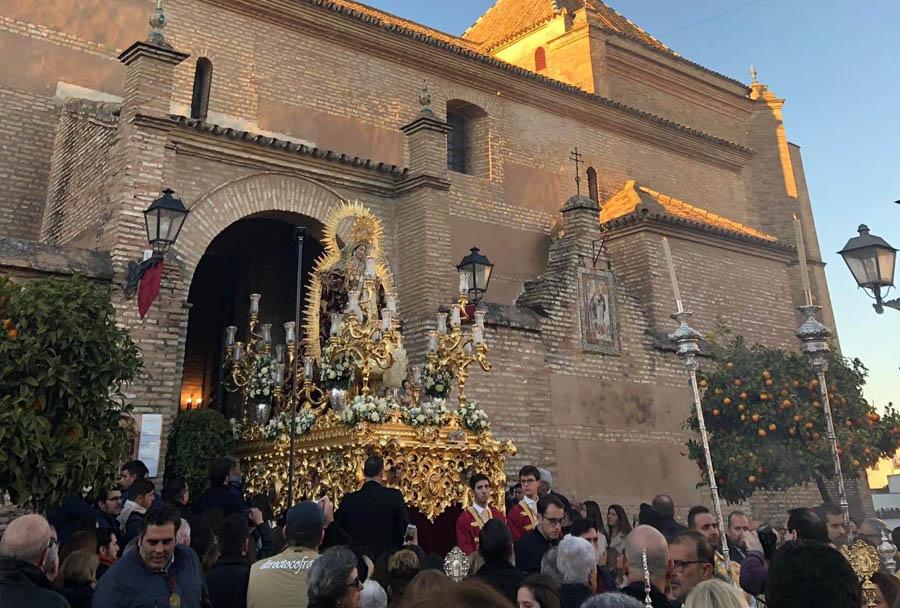 La Oliva de Salteras en las Fiestas Patronales de Ntra. Sra. de La Oliva 2019