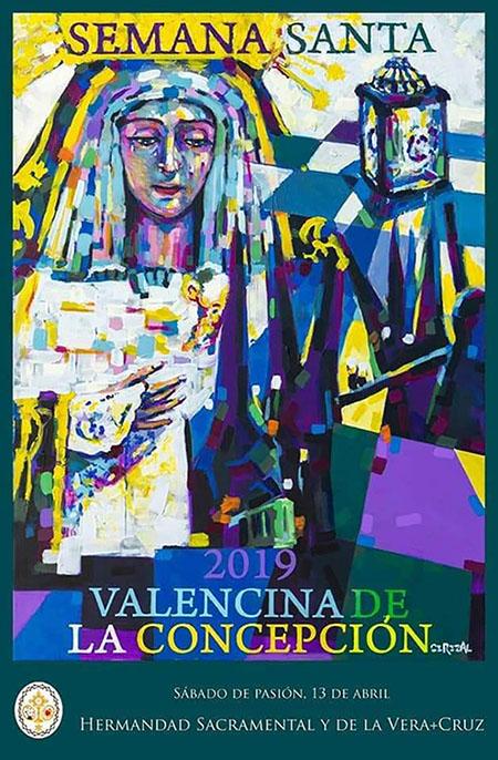 Cartel Semana Santa Valencina