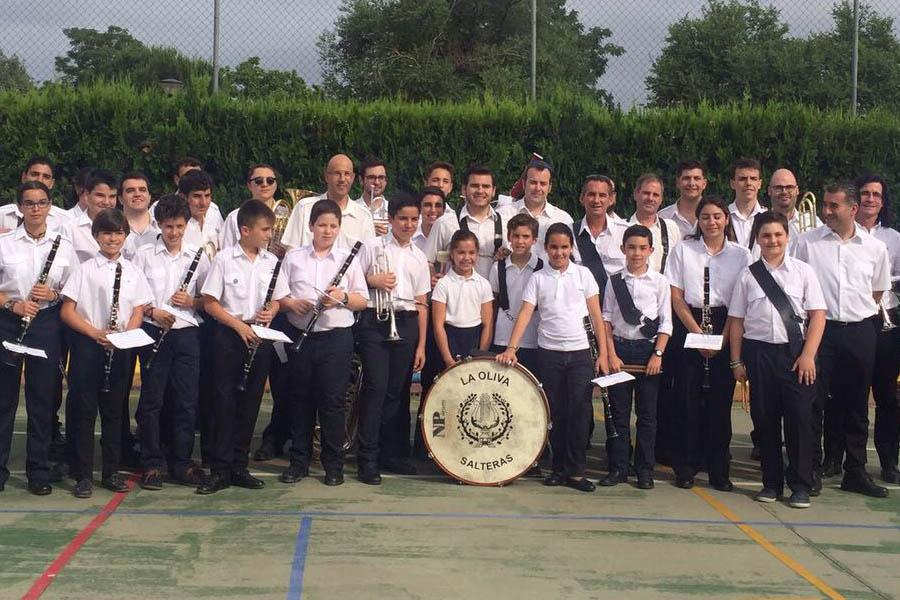 La Oliva de Salteras | Banda Juvenil