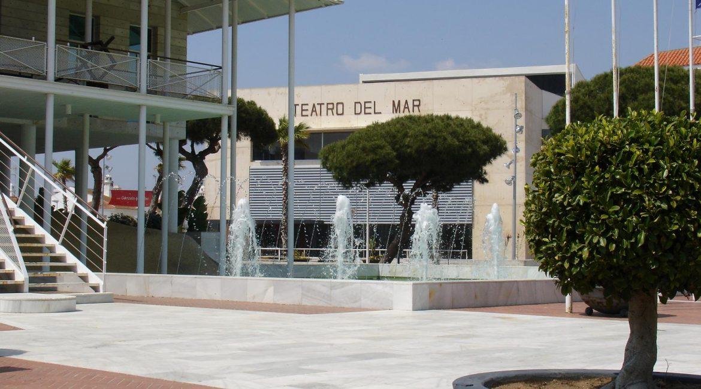 Plaza de las Artes (Punta Umbría)