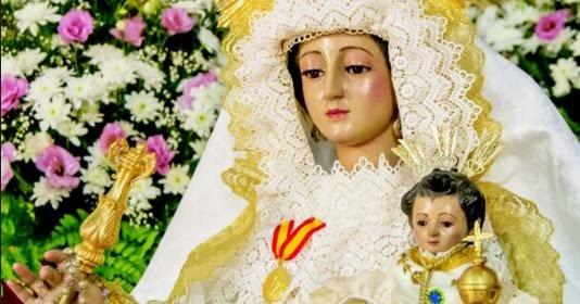 La Oliva en la procesión de Nuestra Señora de Gracia de Almadén de la Plata