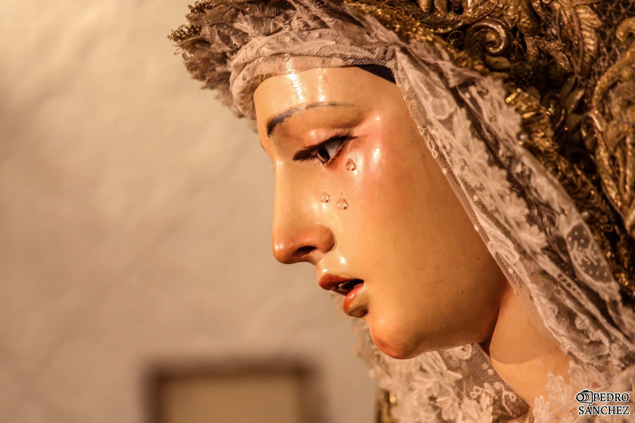 La Oliva en la Exaltación a Ntra. Sra. de la Esperanza
