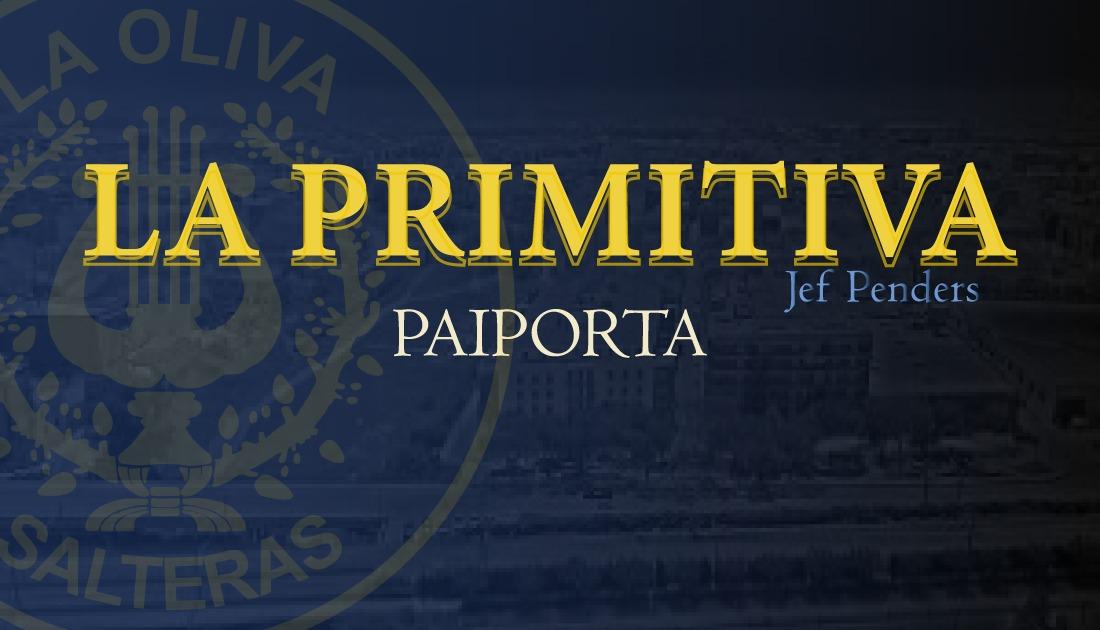 Nuestra obras: «La Primitiva» (Jef Penders)