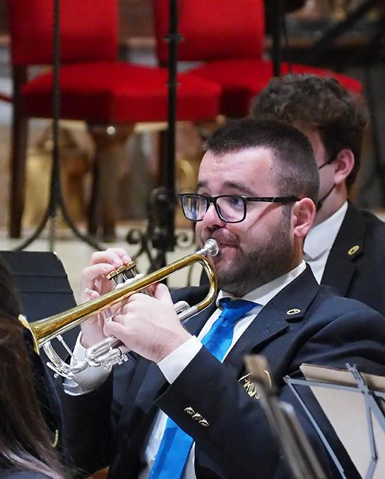 José Antonio Molines Profesor Trompeta