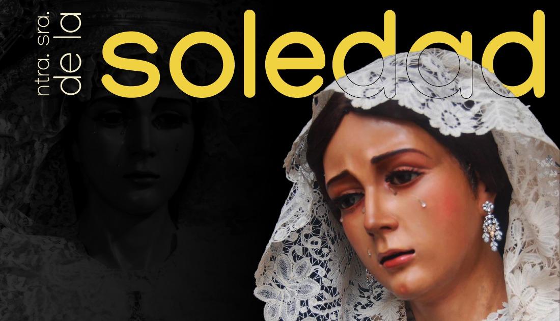 La Oliva en el traslado de Ntra. Sra. de la Soledad de Salteras